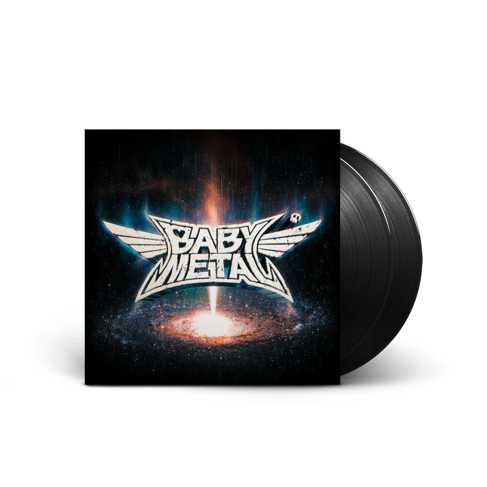 Buy Online Babymetal - Metal Galaxy Black