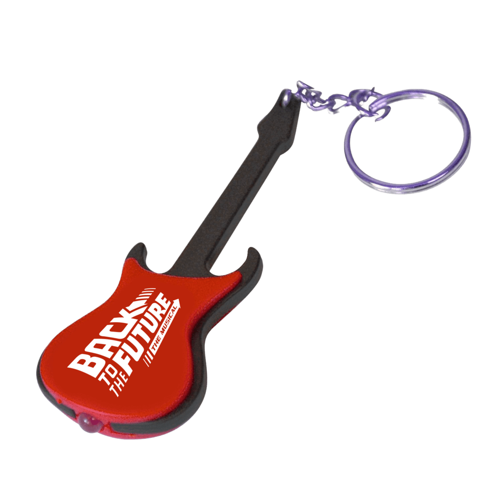 Buy Online Back To The Future The Musical - Guitar Key Light