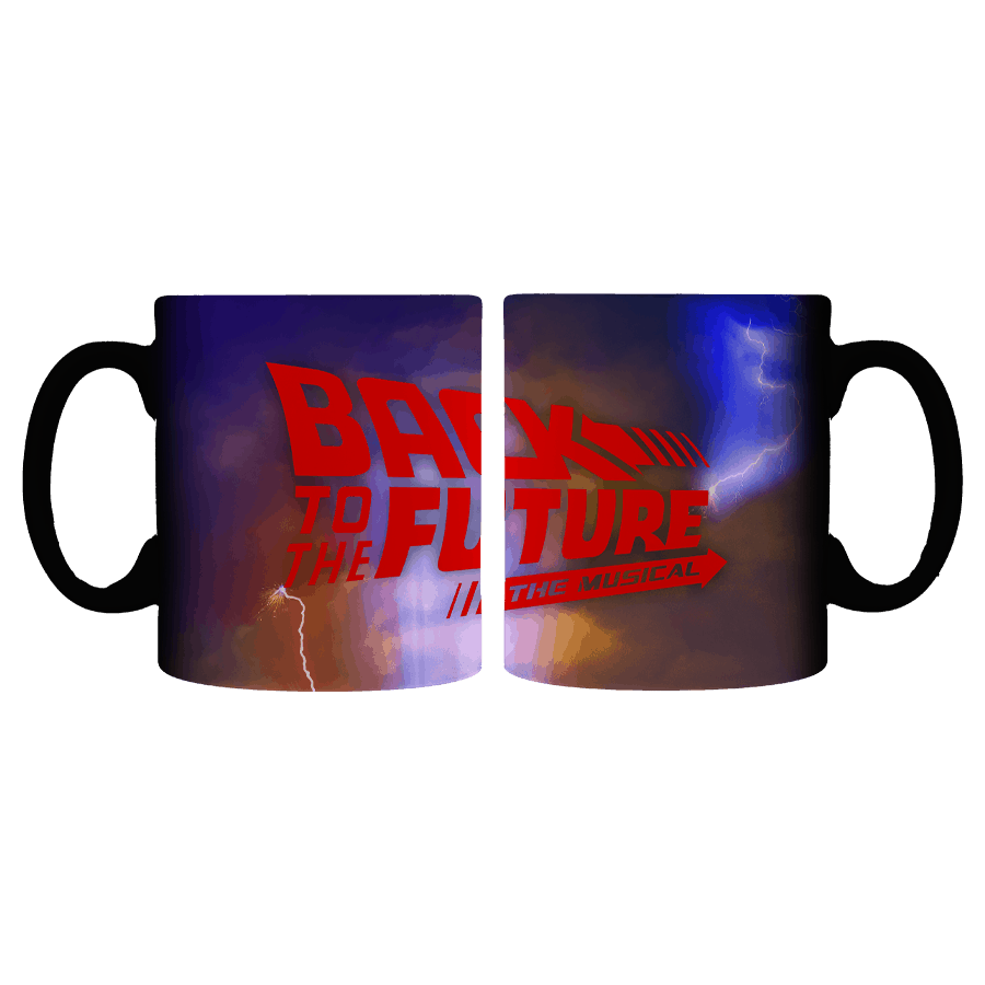 Buy Online Back To The Future The Musical - Colour Changing  Mug