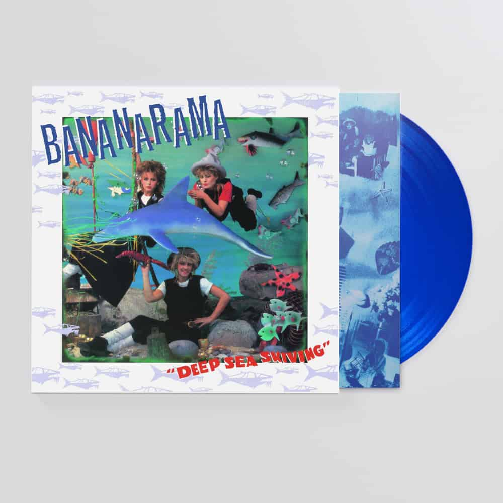 Buy Online Bananarama - Deep Sea Skiving Blue (Ltd Edition)