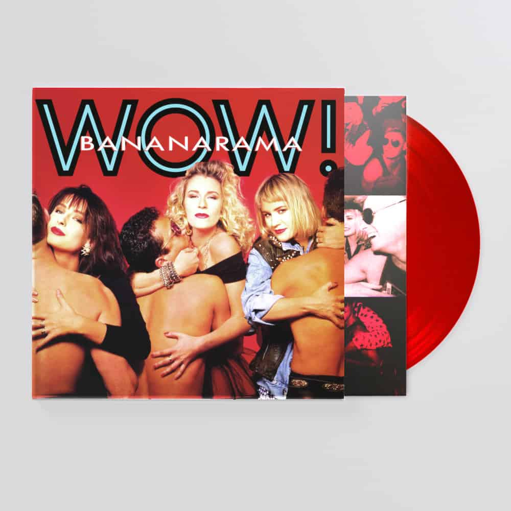 Buy Online Bananarama - WOW! Red Vinyl (Ltd Edition)