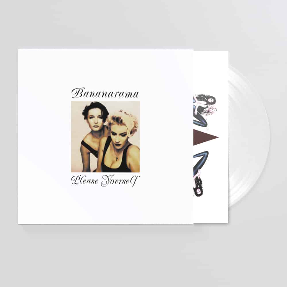 Buy Online Bananarama - Please Yourself White Vinyl (Ltd Edition)