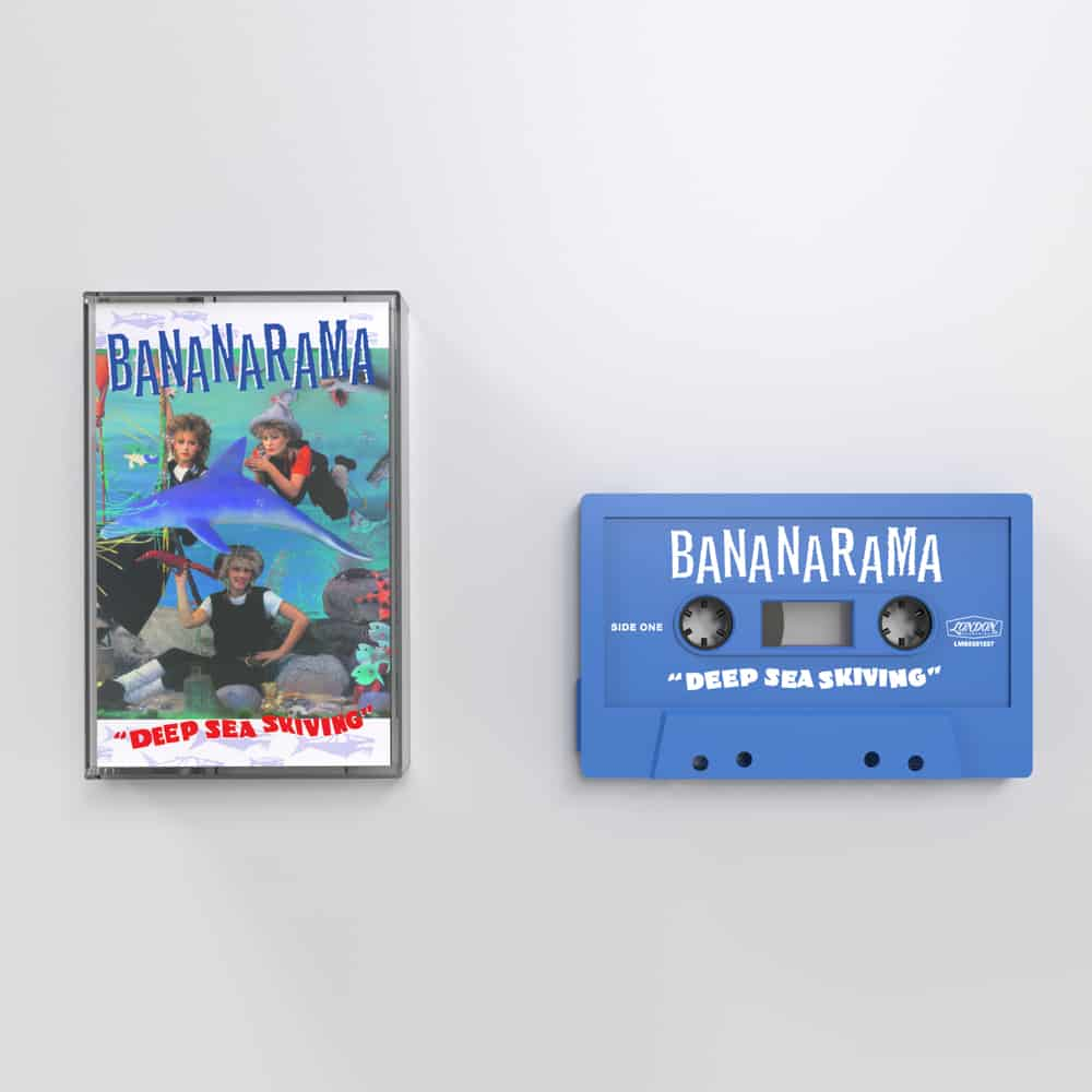 Buy Online Bananarama - Deep Sea Skiving Cassette (Ltd Edition)