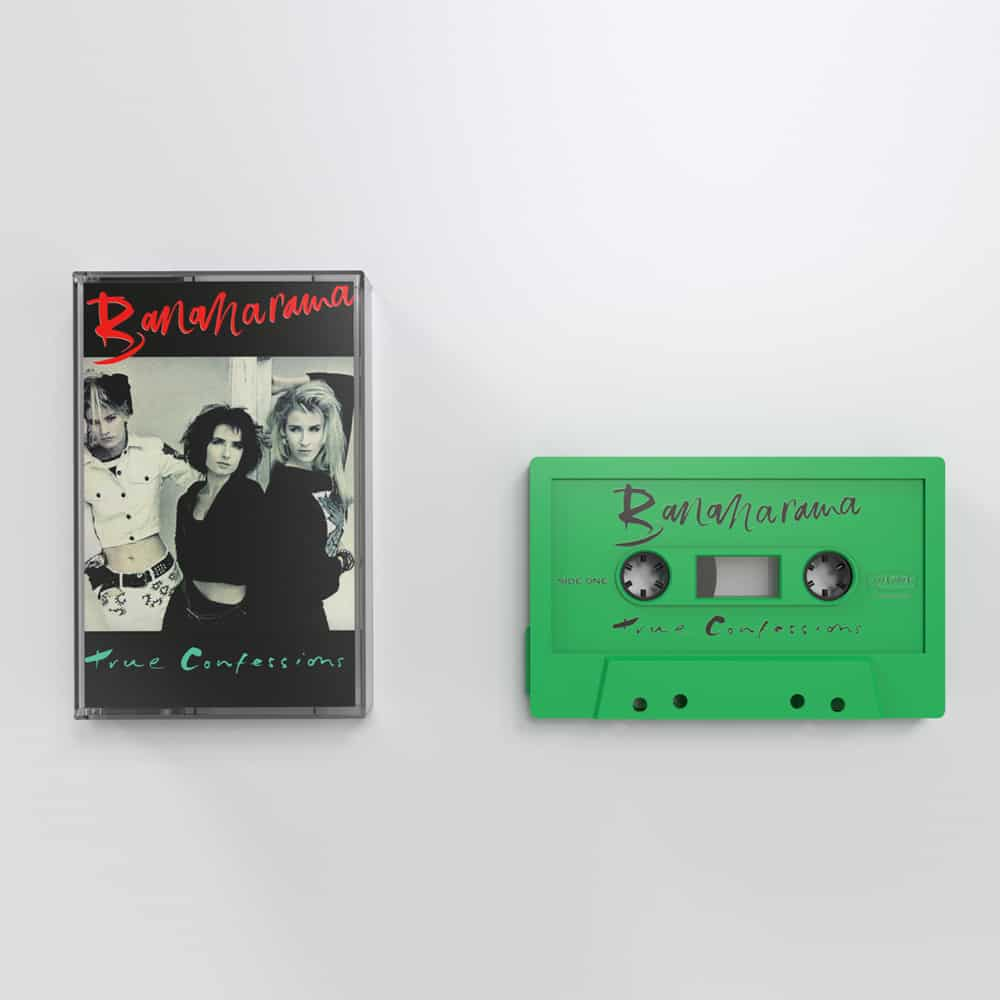 Buy Online Bananarama - True Confessions Green (Ltd Edition)