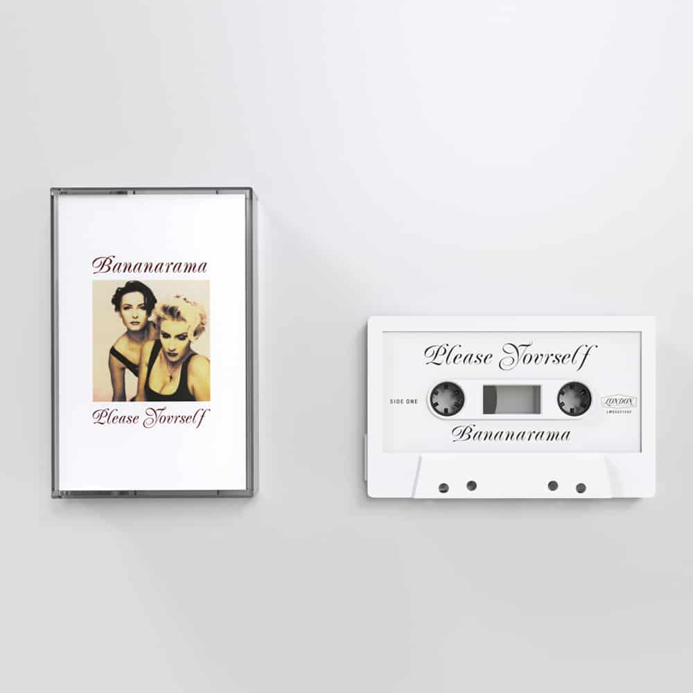 Buy Online Bananarama - Please Yourself White (Ltd Edition)