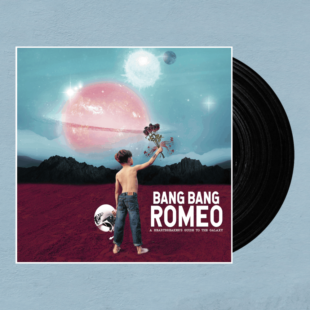 Buy Online Bang Bang Romeo - A Heartbreakers Guide To The Galaxy Coloured