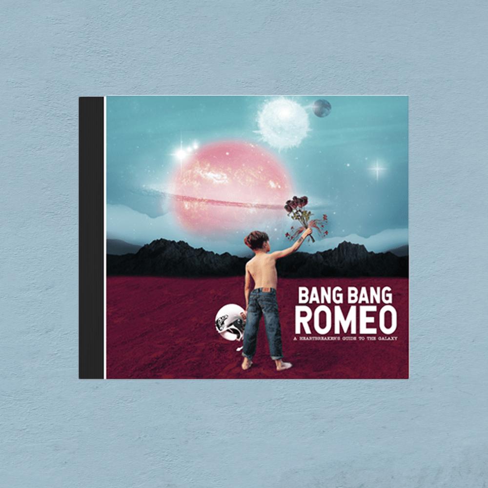 Buy Online Bang Bang Romeo - A Heartbreaker's Guide To The Galaxy CD