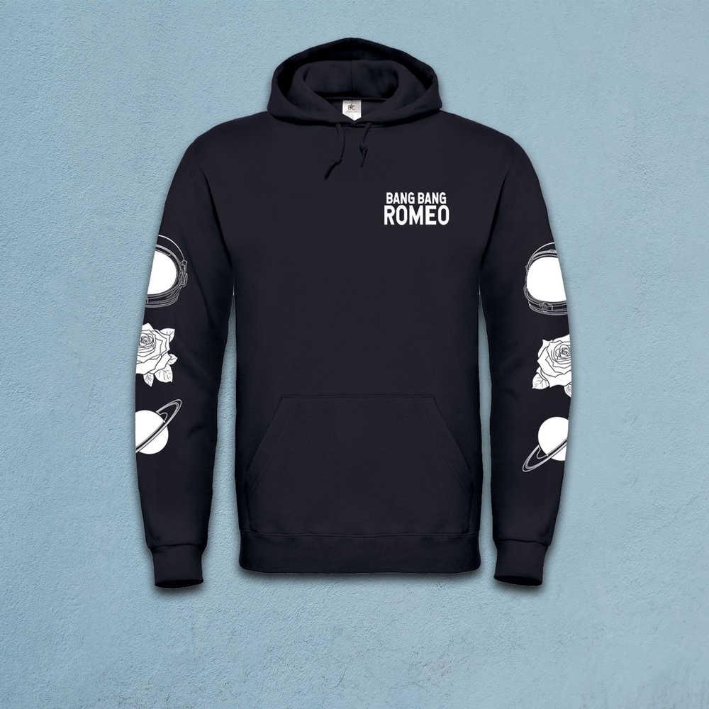 Buy Online Bang Bang Romeo - Bang Bang Romeo Symbol Hoodie