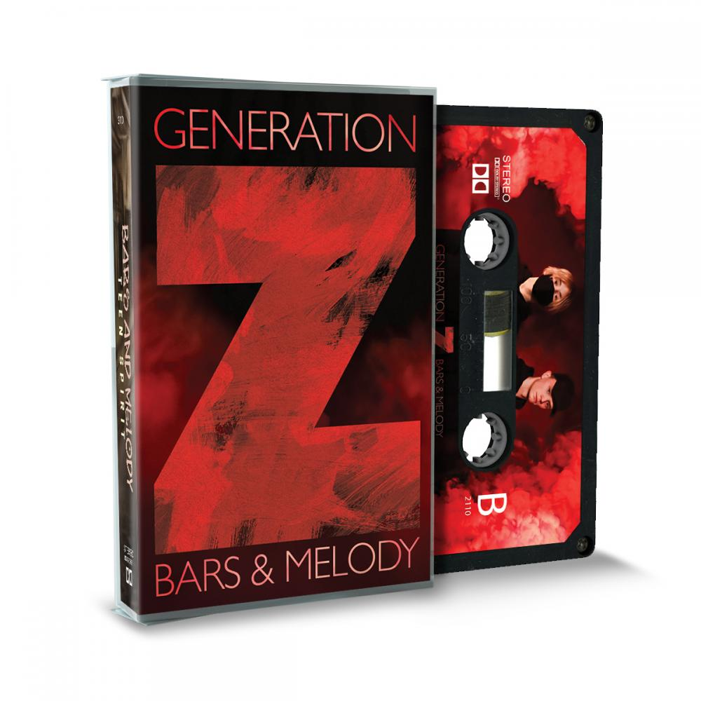 Buy Online Bars & Melody - Generation Z Cassette