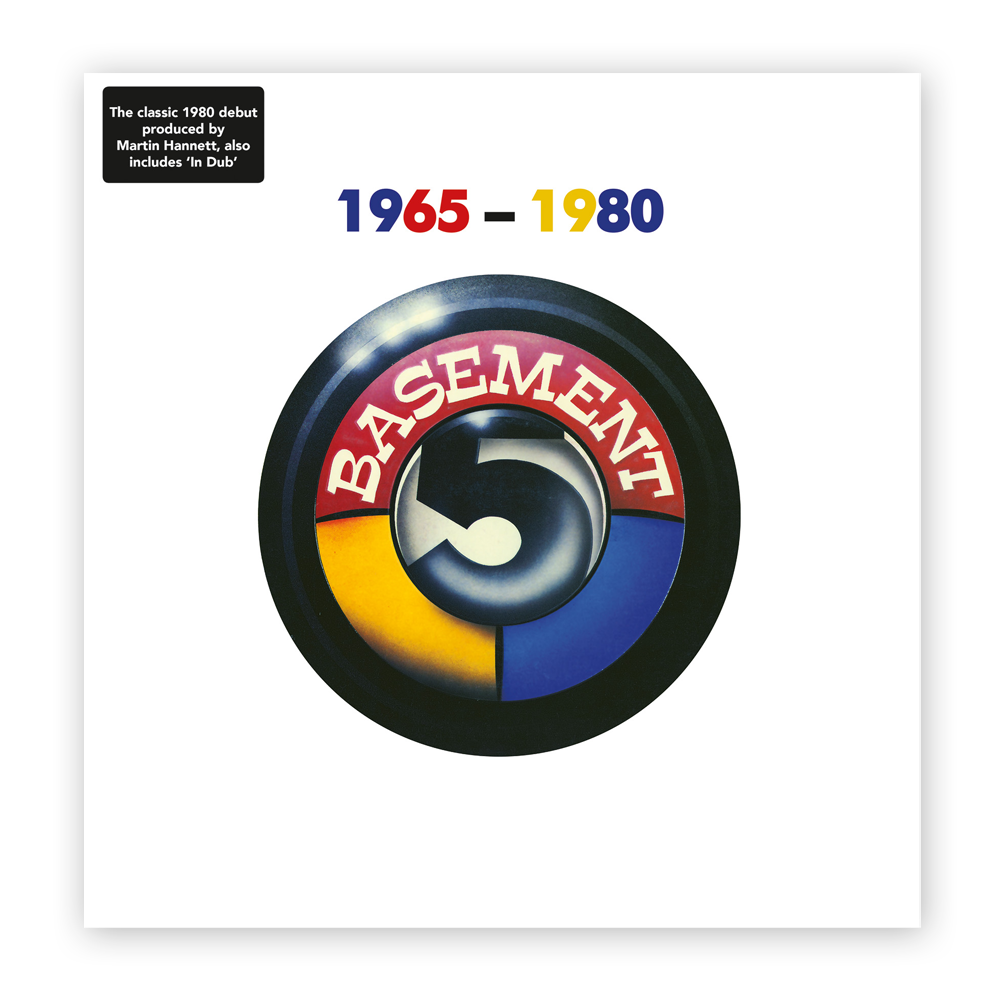 Buy Online Basement 5 - Basement 5 - 1965-1980 / In Dub CD