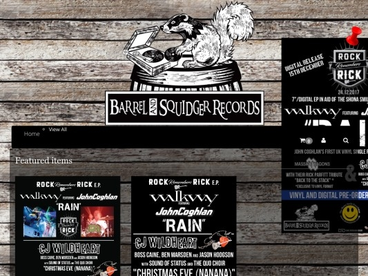 Barrel And Squidger Records
