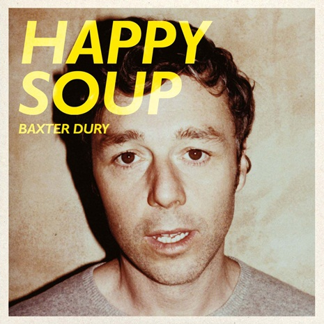 Buy Online Baxter Dury - Happy Soup CD Album