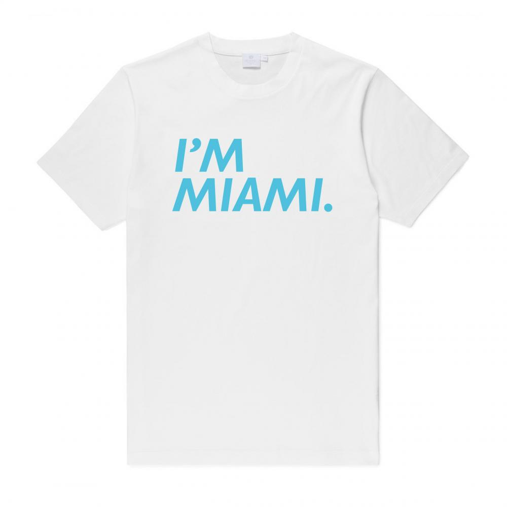 Buy Online Baxter Dury - I'm Miami T-Shirt