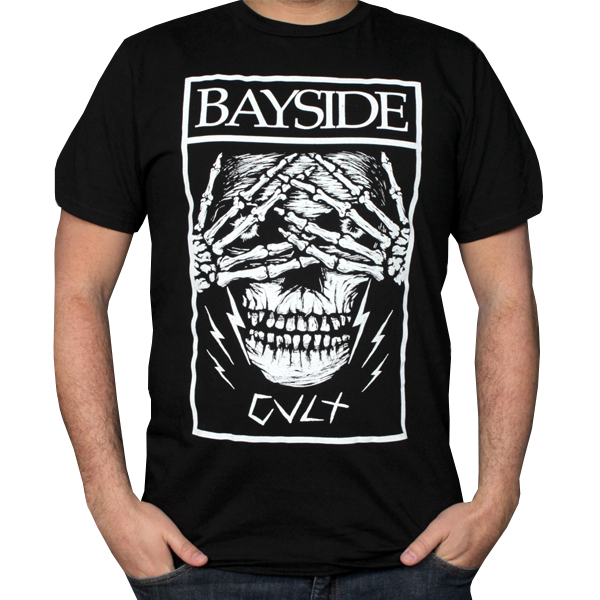 Buy Online Bayside - Skeleton T-Shirt
