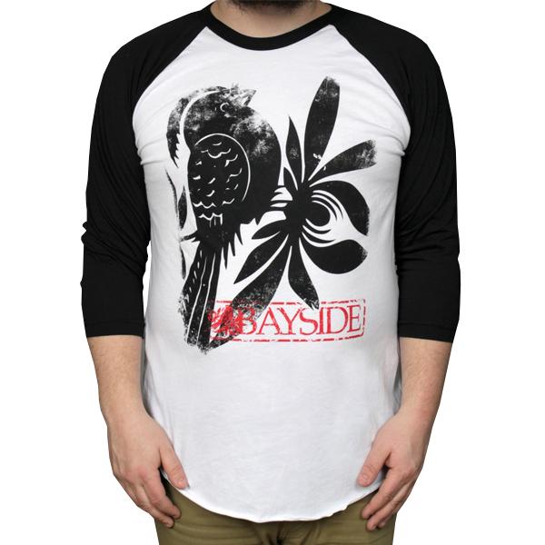 Buy Online Bayside - Baseball T-Shirt