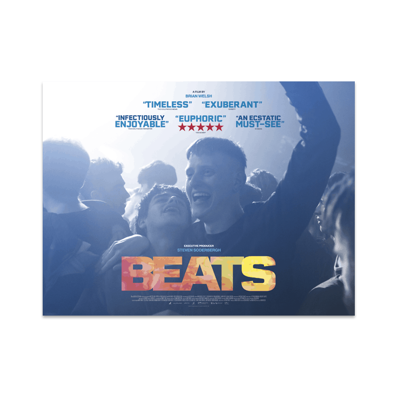 Buy Online Beats - A2 Poster