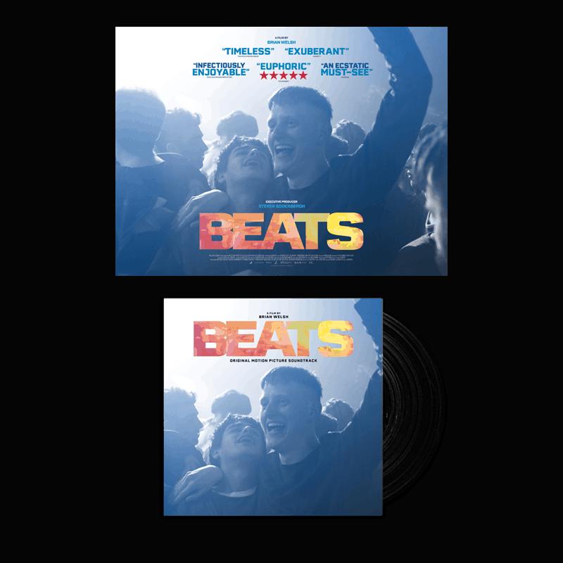 Buy Online Beats - Beats Double Vinyl + Poster
