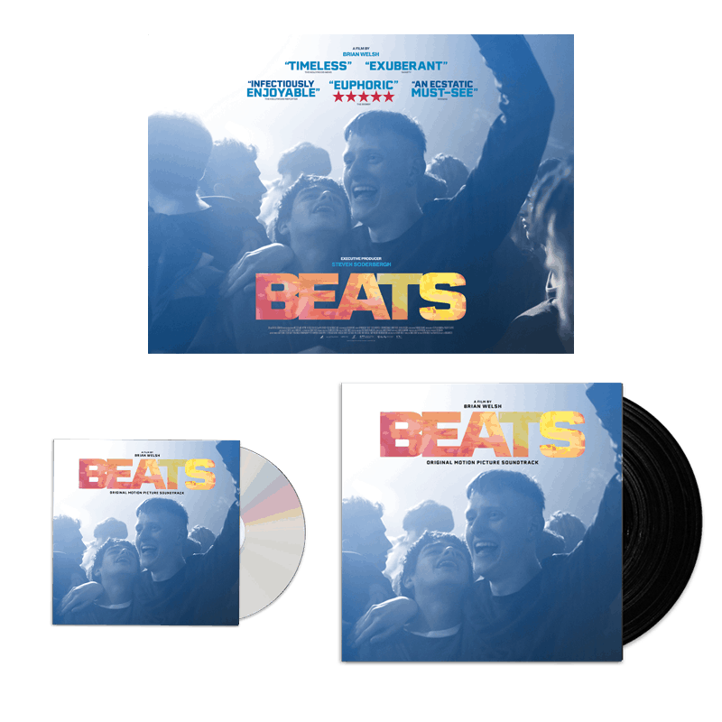 Buy Online Beats - Beats CD + Double Vinyl + A2 Poster