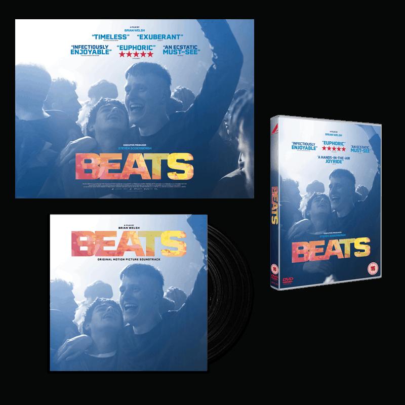Buy Online Beats - Beats Double Vinyl + DVD + Poster