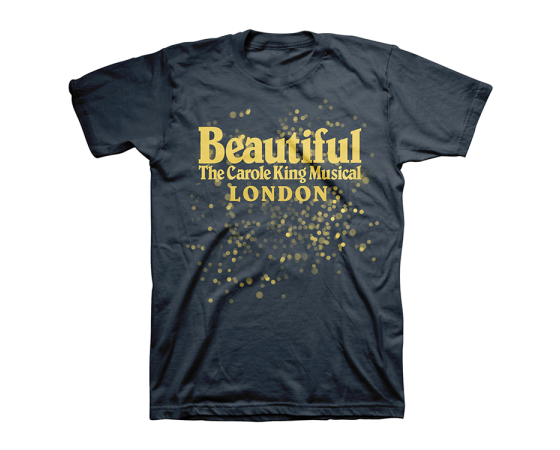 Buy Online Beautiful In London - Unisex London Tee