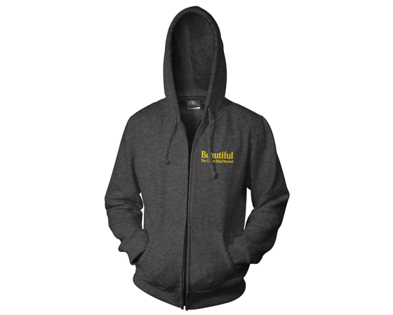 Buy Online Beautiful In London - Embroidered Logo Hoodie