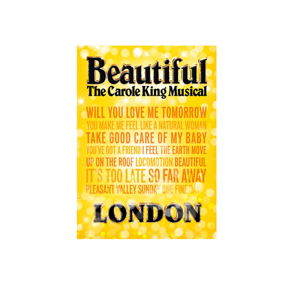 Buy Online Beautiful In London - London Magnet