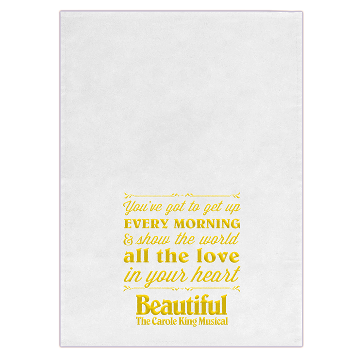 Buy Online Beautiful In London - Beautiful tea Towel