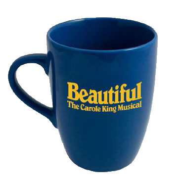 Buy Online Beautiful In London - Blue Mug