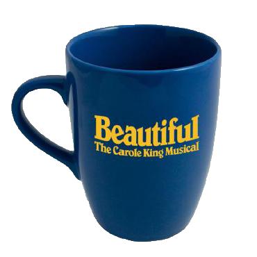 Buy Online Beautiful In London - Blue Mug