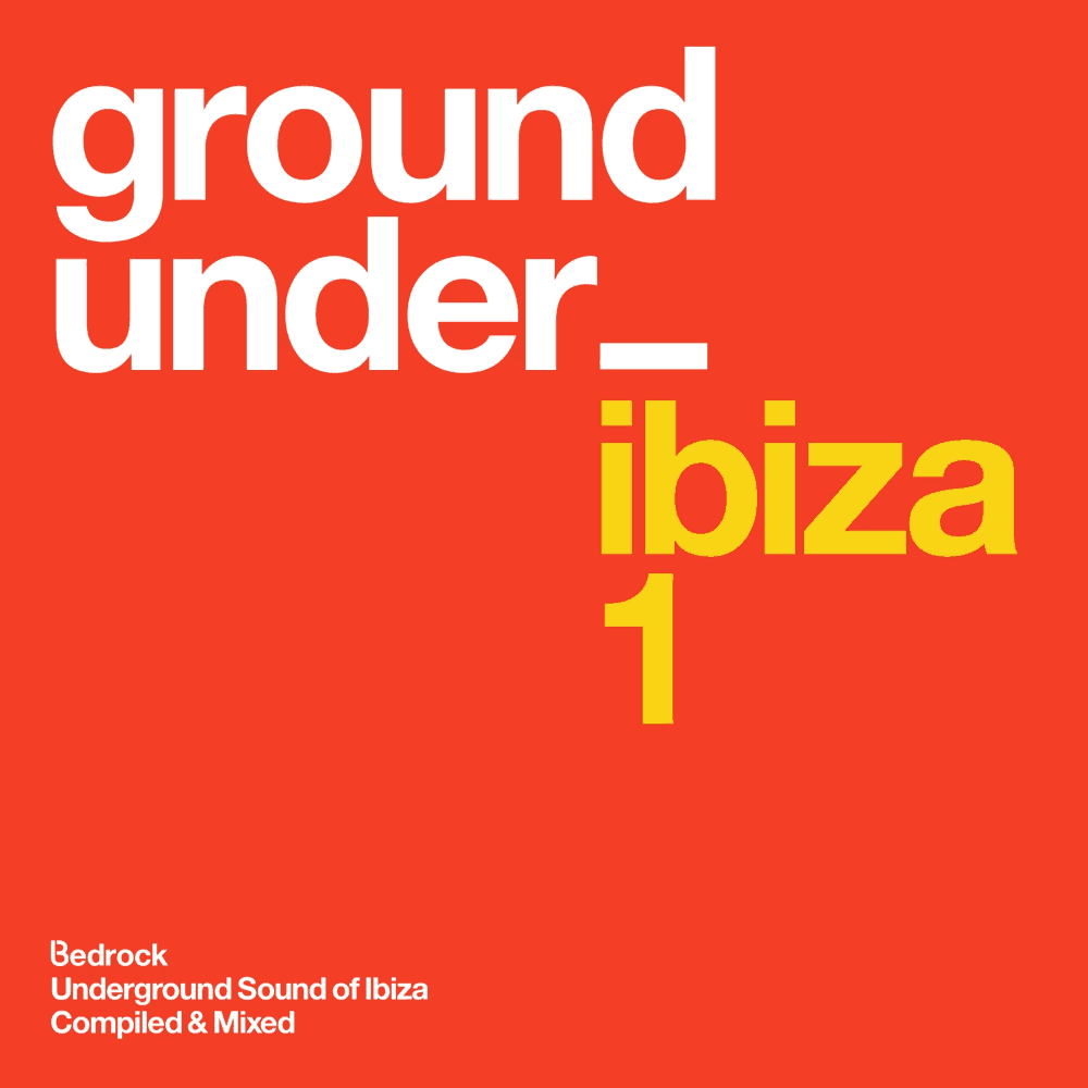 Buy Online Bedrock - Underground Sound Of Ibiza 1 2xCD