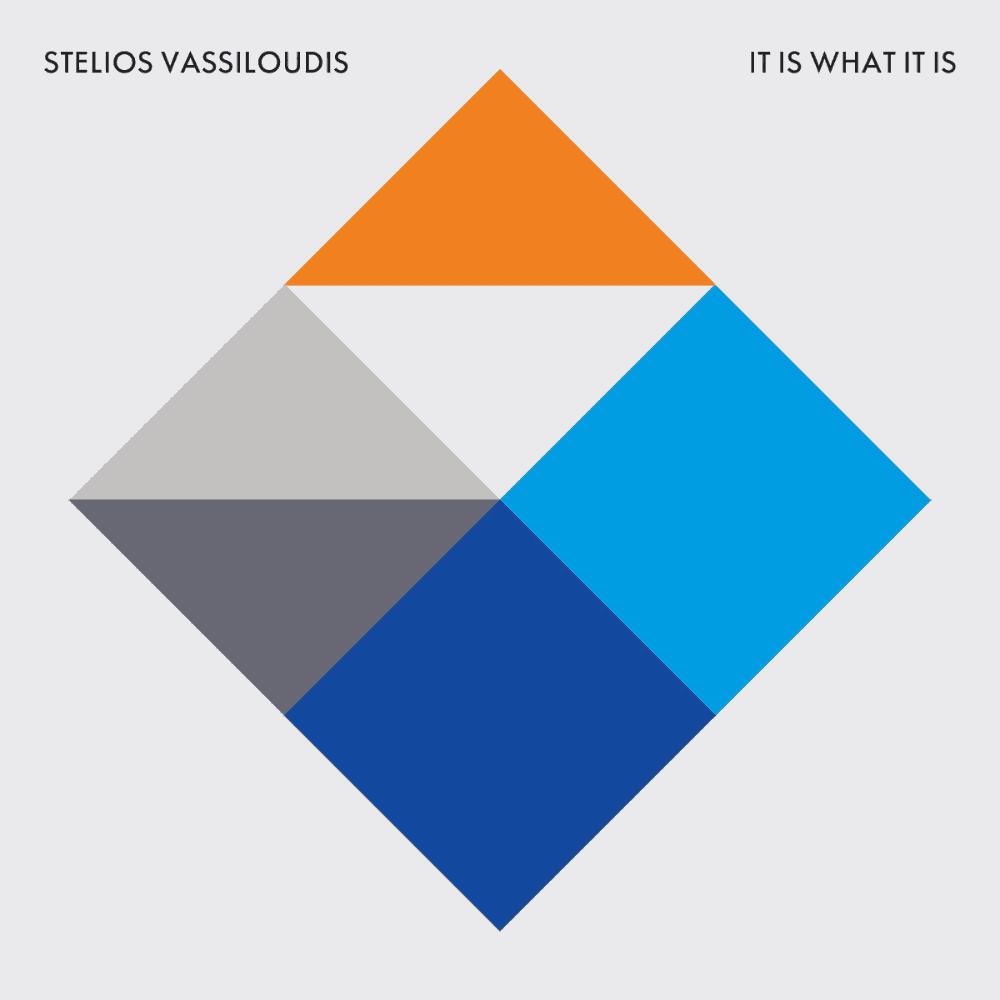 Buy Online Stelios Vassiloudis - It Is What It Is 2xCD