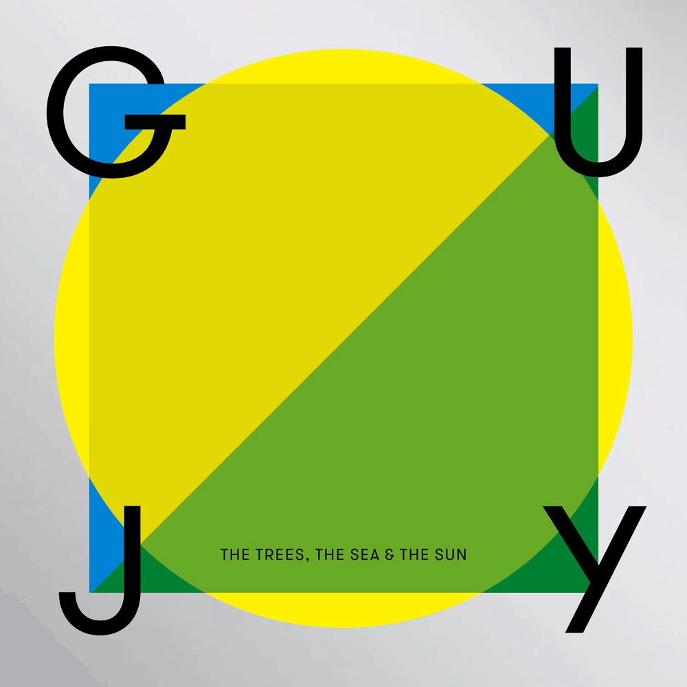 Buy Online Guy J - The Trees, The Sea & The Sun 2xCD