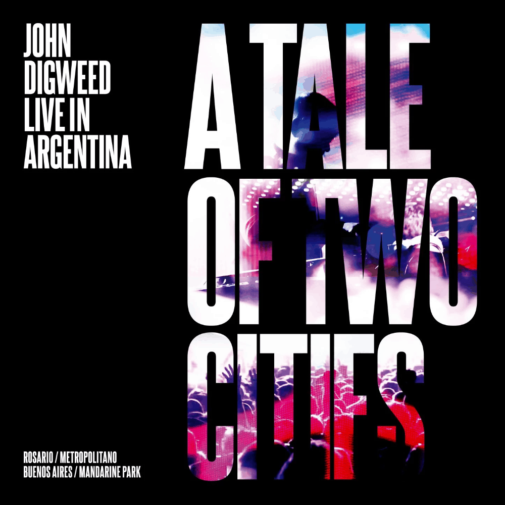 Buy Online John Digweed - A Tale Of Two Cities ' DVD from Live in Argentina