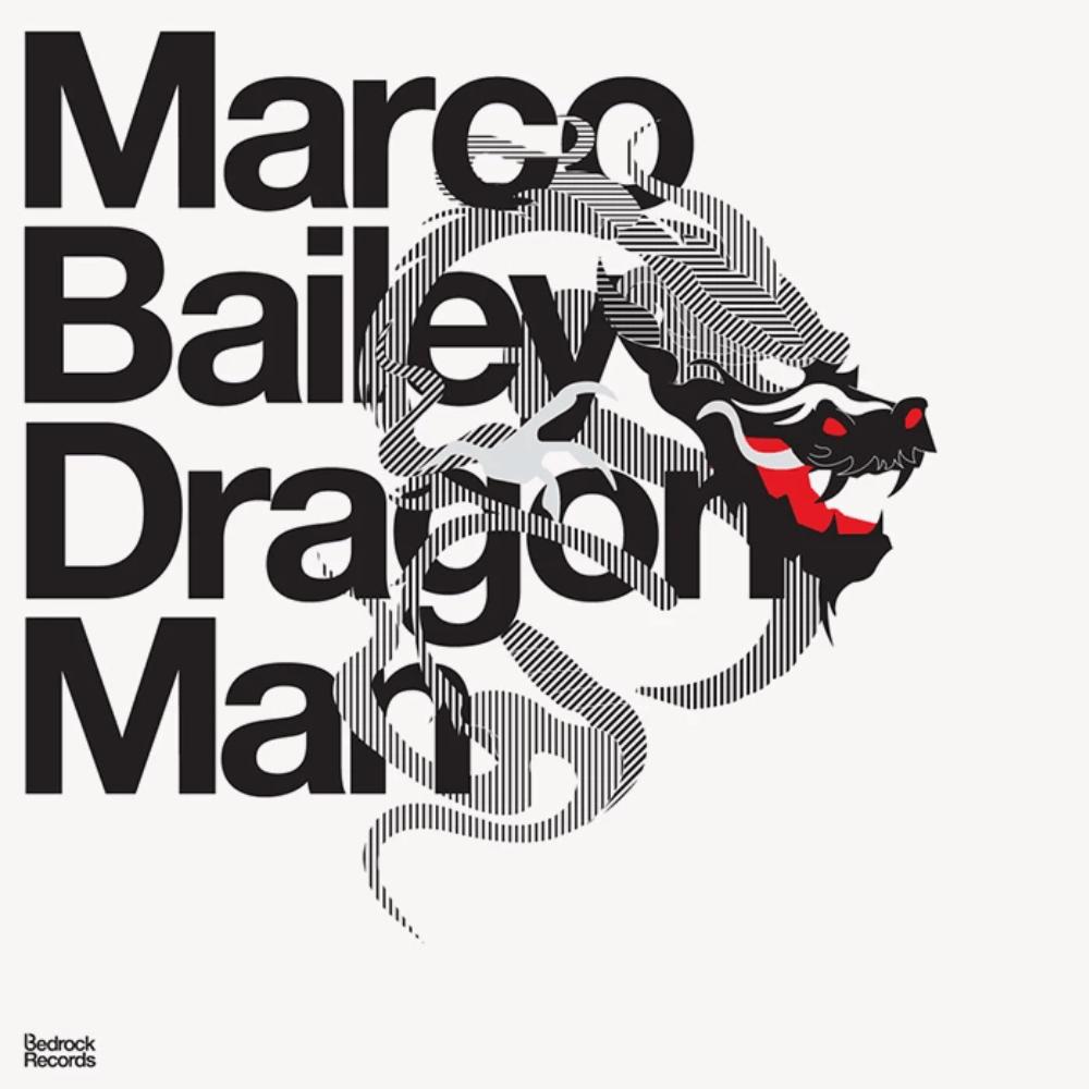Buy Online Marco Bailey - Dragon Man 2xCD