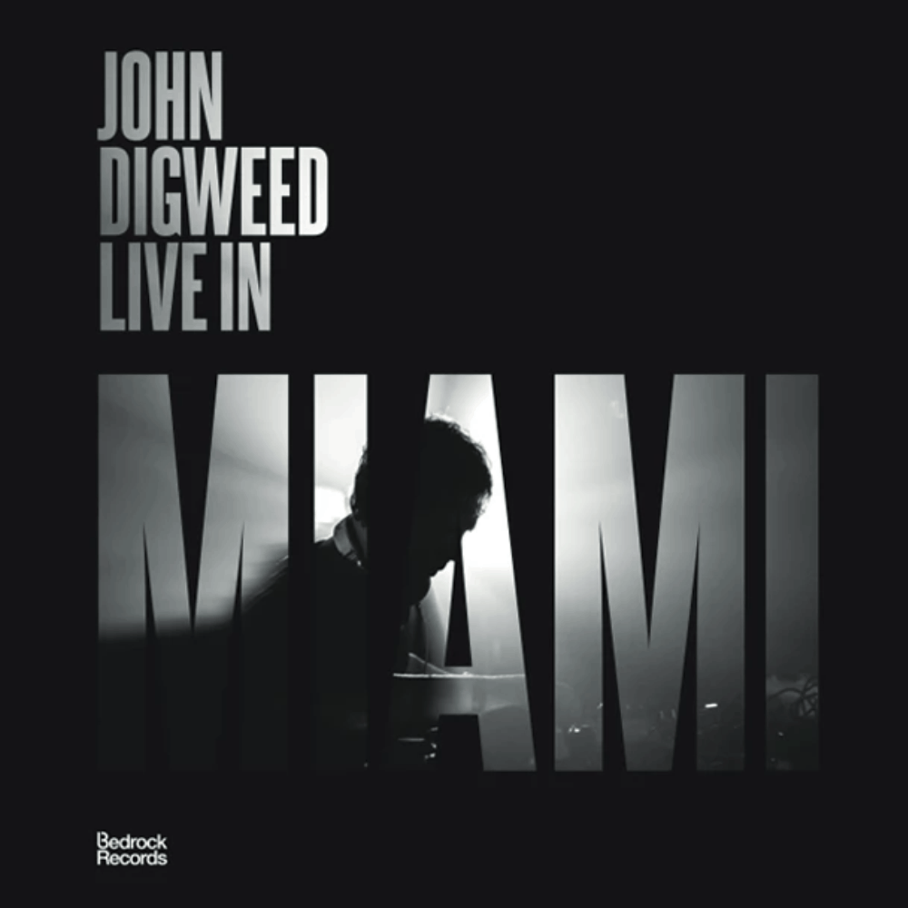 Buy Online John Digweed - Live in Miami 3xCD