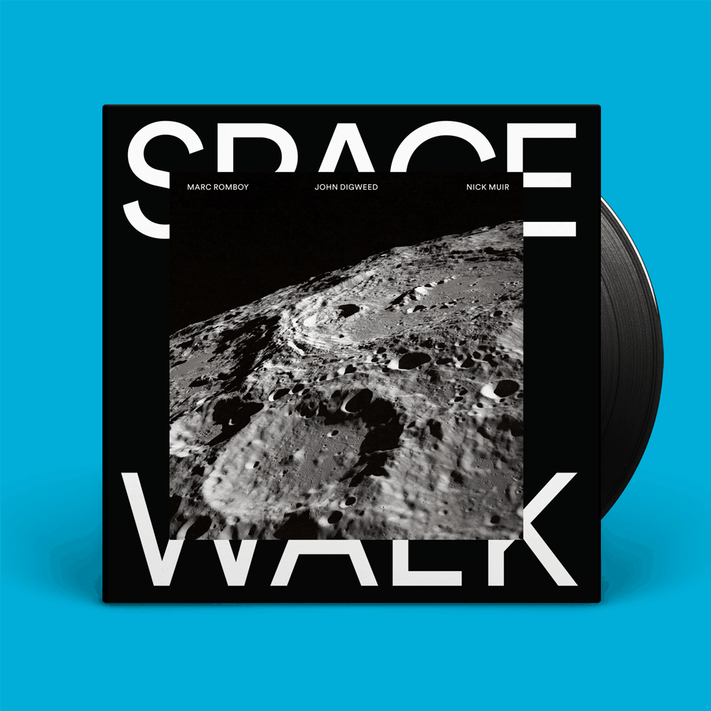 Buy Online John Digweed - Marc Romboy , John Digweed , Nick Muir - Space Walk Single