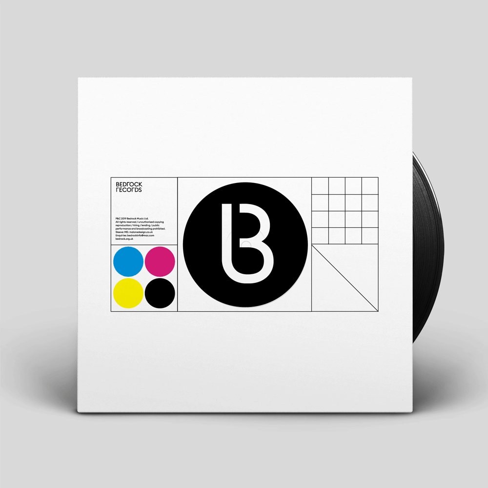 Buy Online Bedrock Digital - Ltd Vinyl release Quivver, Heavenscent, Andreas Henneberg