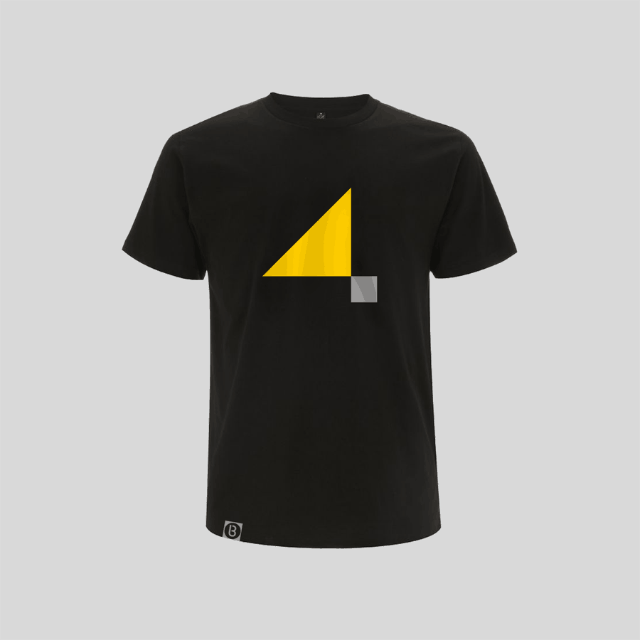 Buy Online John Digweed - 4 T-Shirt Black