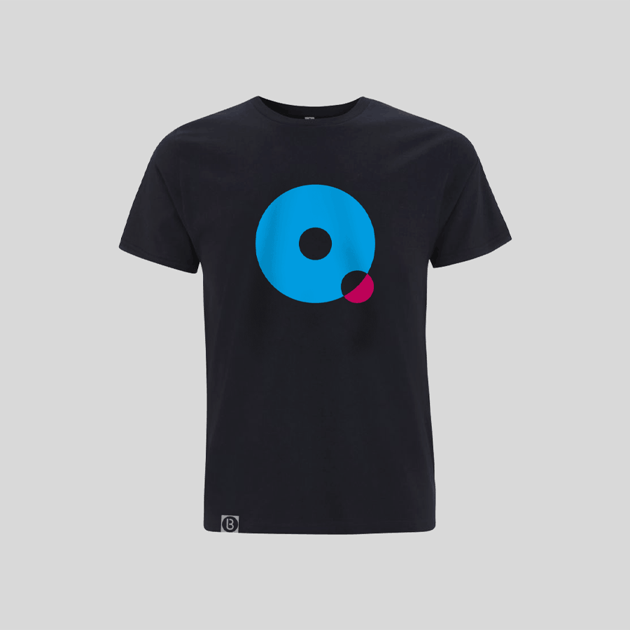 Buy Online John Digweed - Quattro Album T-Shirt Navy