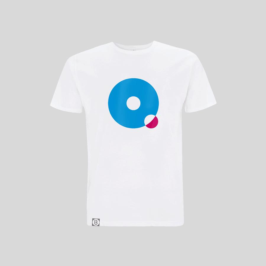 Buy Online John Digweed - Quattro Album T-Shirt White