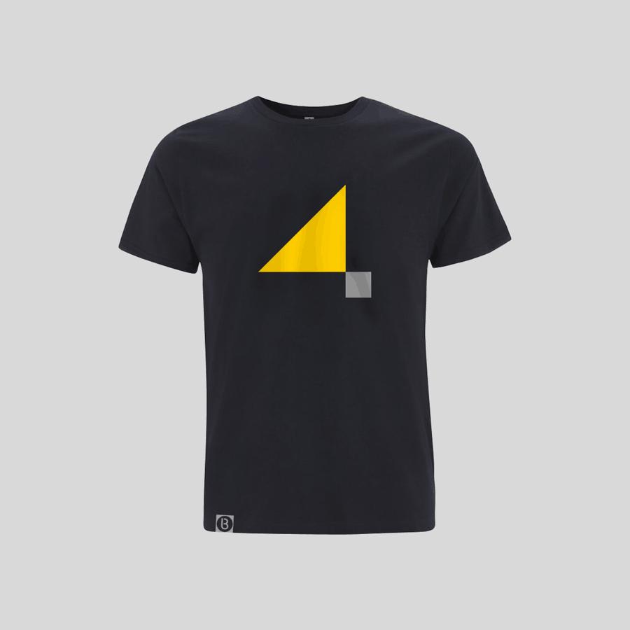 Buy Online John Digweed - 4 T-Shirt Navy