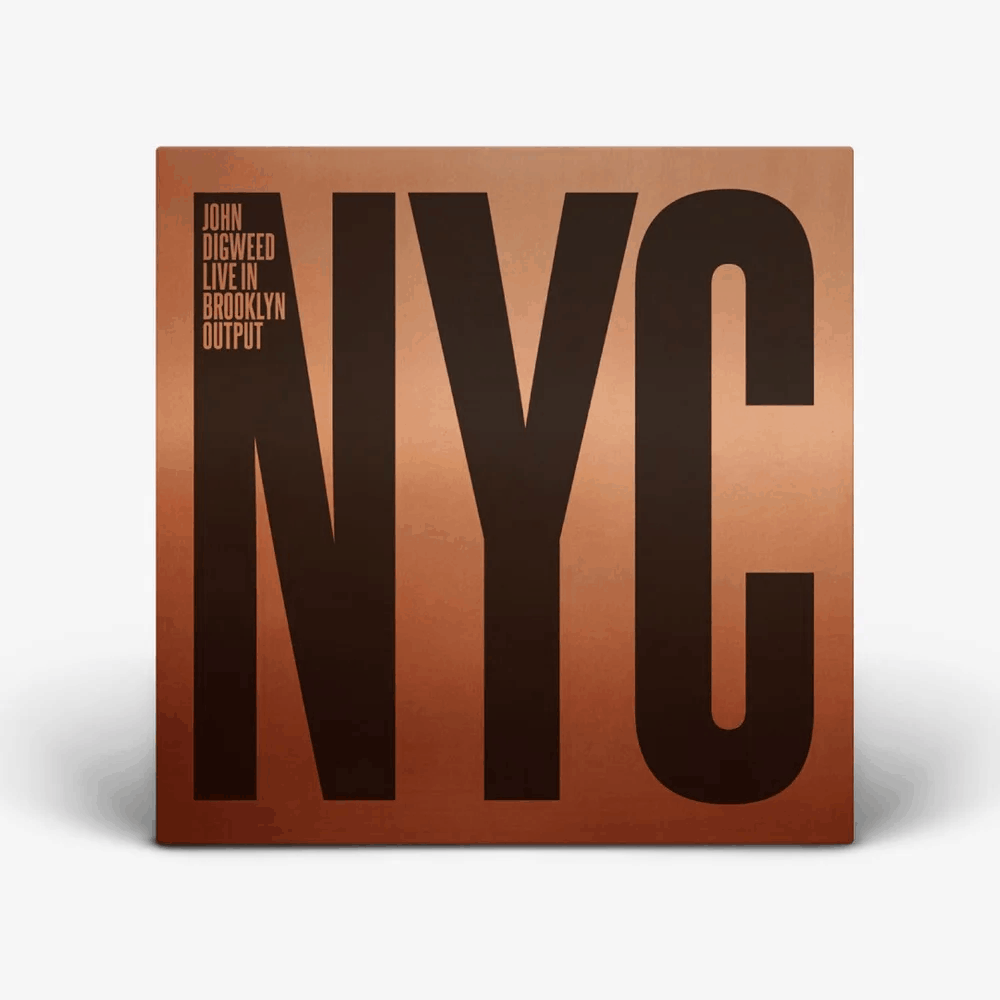 Buy Online John Digweed - Live In Brooklyn, Output NYC 5CD Signed