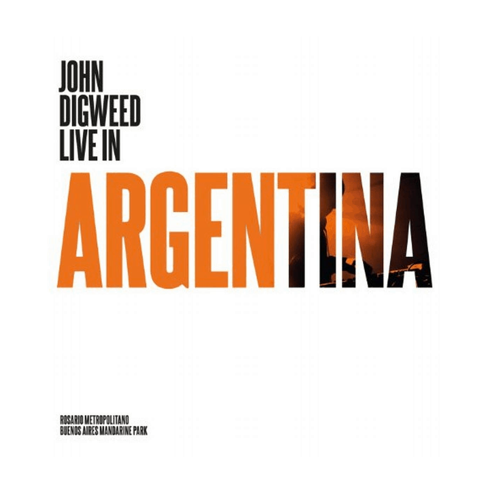 Buy Online John Digweed - Live in Argentina 4CD