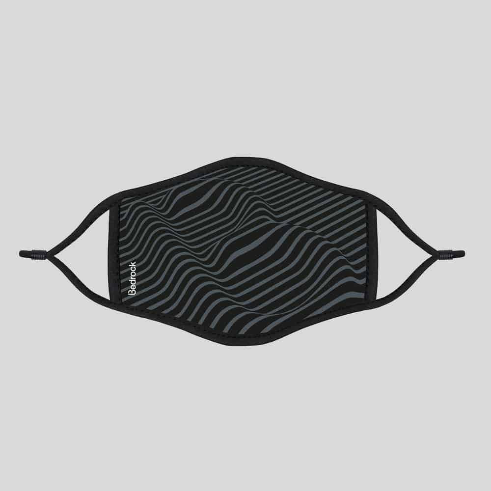 Buy Online Bedrock Music - Bedrock Face Mask