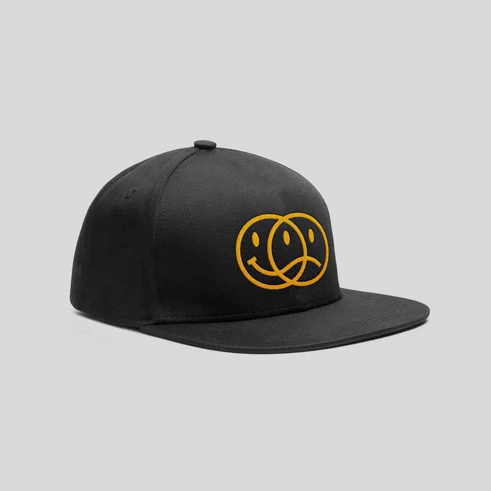 Buy Online Bedrock Music - Smiley 2020 Black Cap