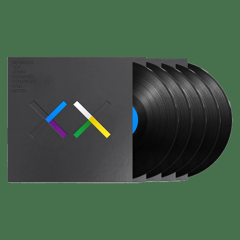 Buy Online Bedrock Music - Bedrock XX 5 LP Set