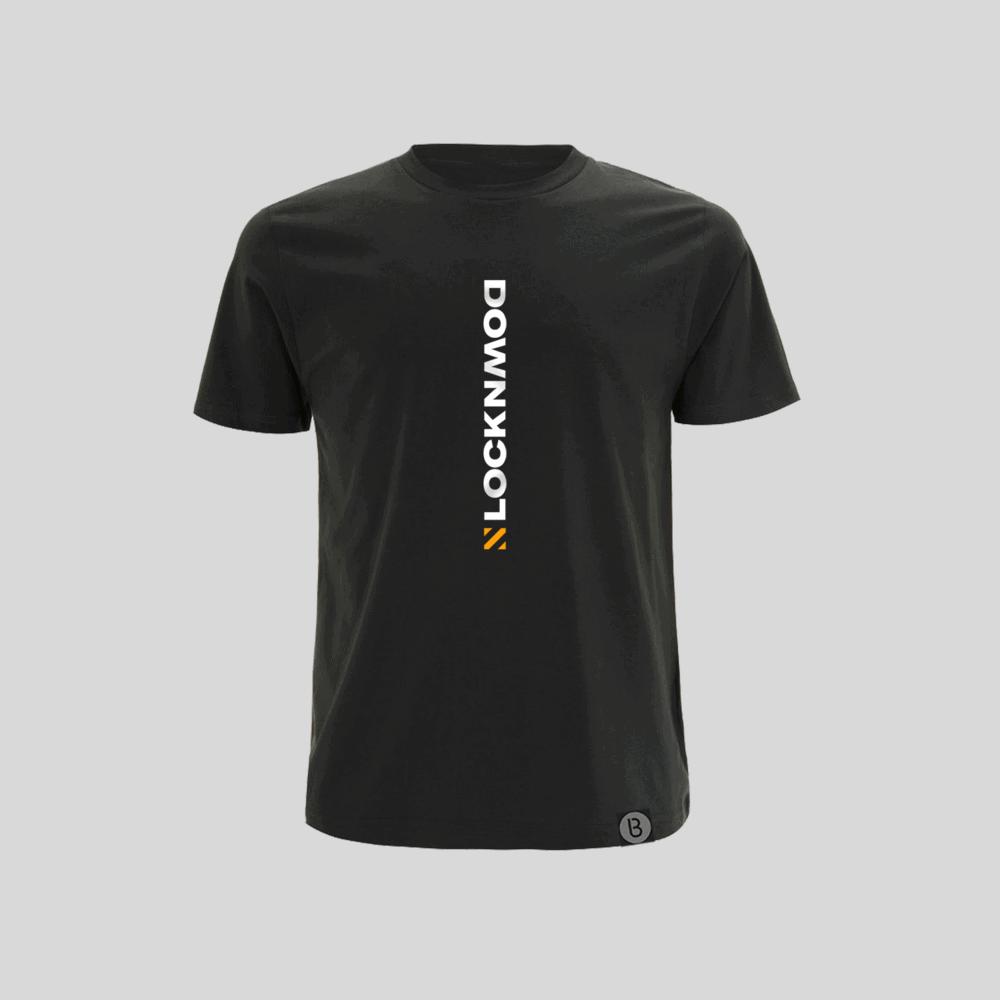 Buy Online Bedrock Music - Lockdown Charcoal Grey T-Shirt