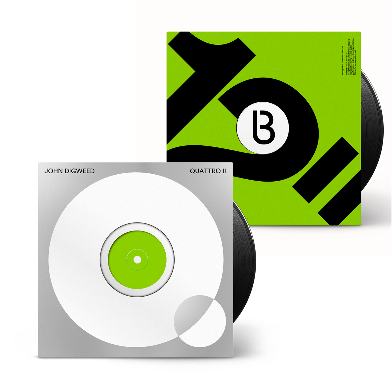 Buy Online Bedrock Music - Quattro II 5 x Vinyl (Signed, Numbered) + Forge (2021 remixes)