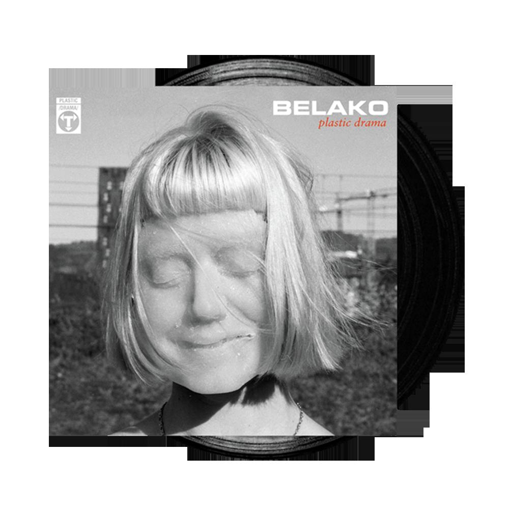 Plastic Drama Vinyl (Signed) LP