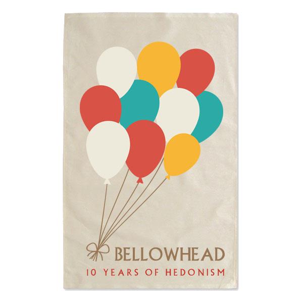 Buy Online Bellowhead - Bellowhead Exclusive Tea Towel